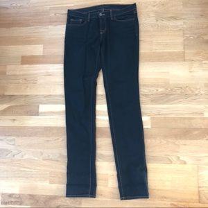 Black J Brand 912 Skinny Jeans